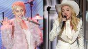 Miley Cyrus w duecie z Madonną