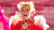 Miley Cyrus znów pozuje ze skrętem. Jest już uzależniona?