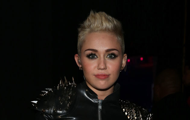 Miley Cyrus /Christopher Polk /Getty Images