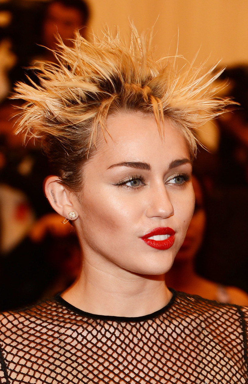 Miley Cyrus /Larry Busacca /Getty Images