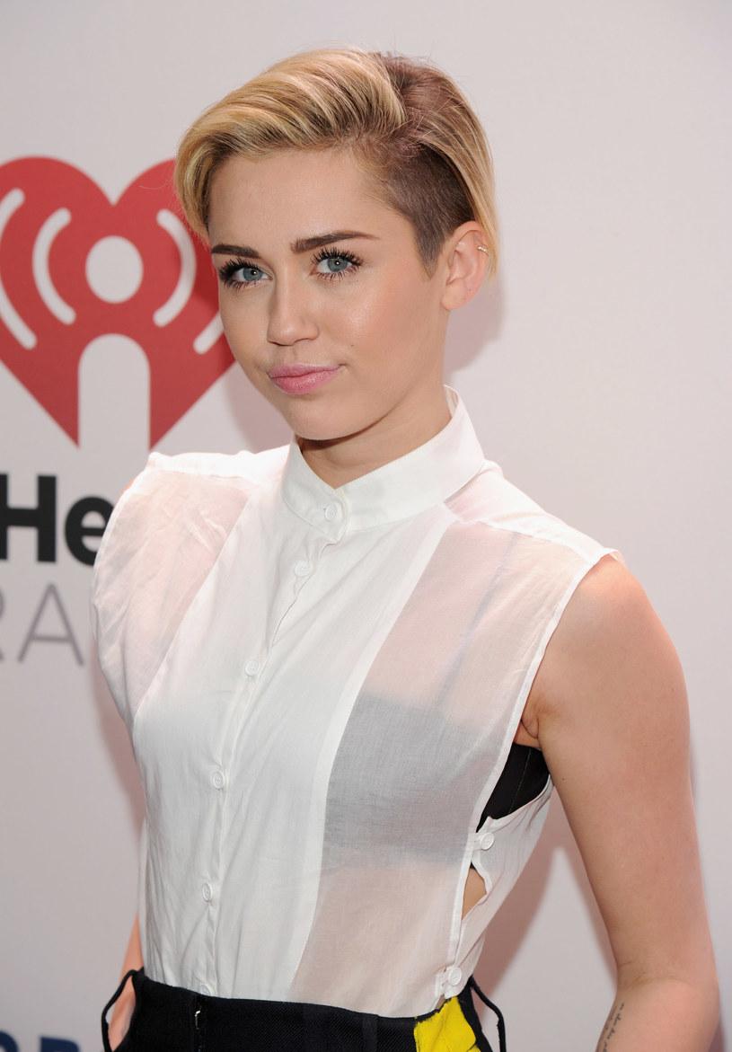 Miley Cyrus /Bryan Bedder /Getty Images