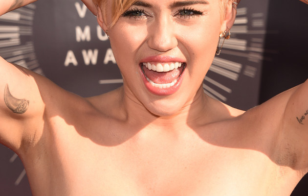 Miley Cyrus /Jason Merritt /Getty Images