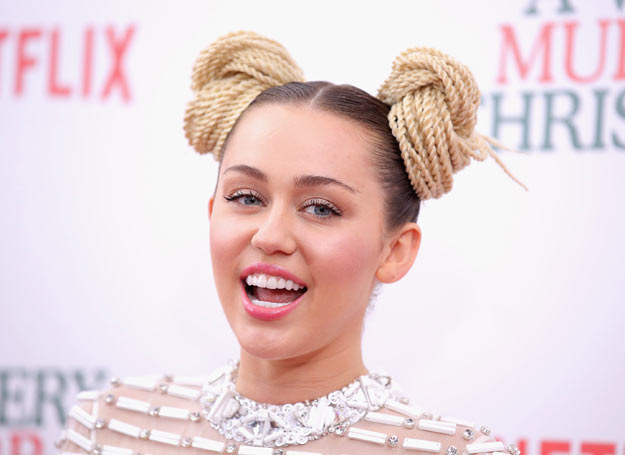 Miley Cyrus /Jemal Countess /Getty Images