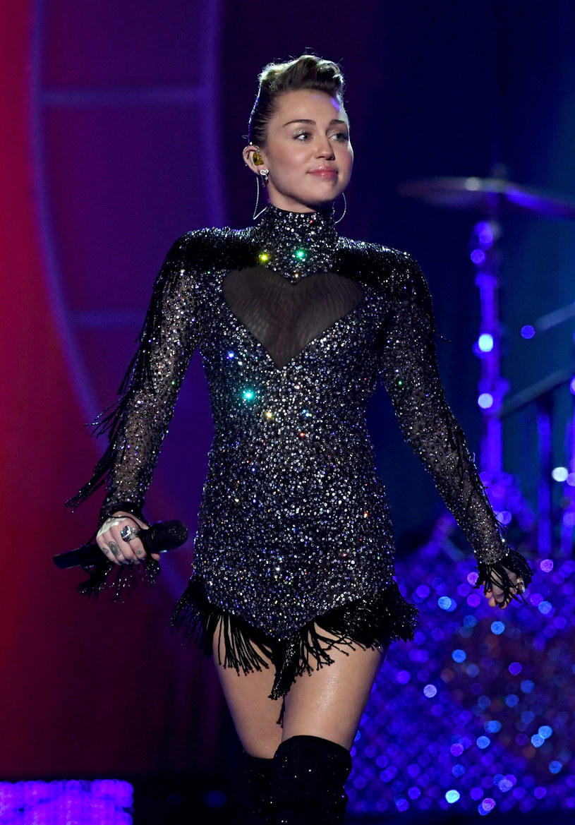 Miley Cyrus /Kevin Winter /Getty Images