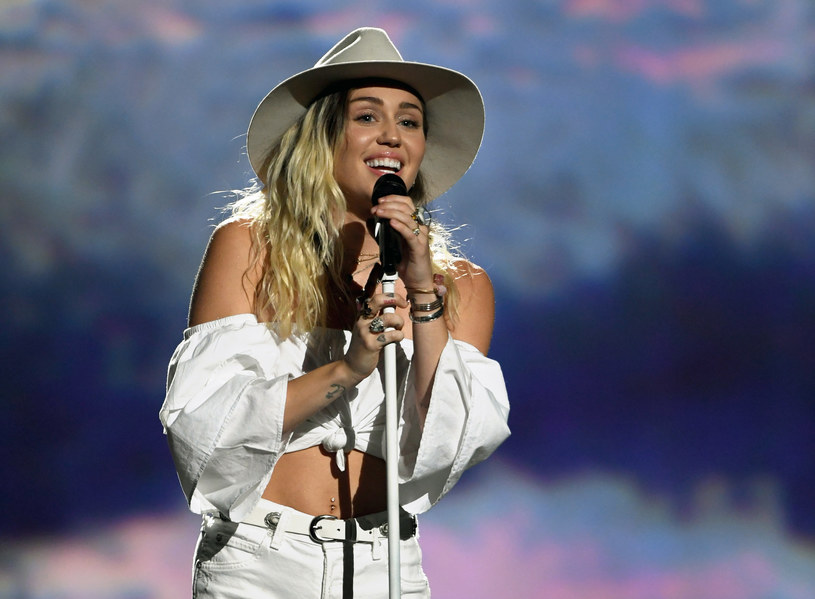 Miley Cyrus /Ethan Miller /Getty Images