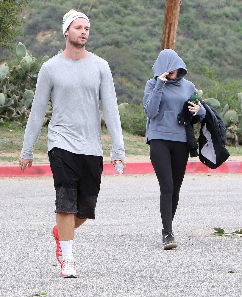 Miley i Patrick /- /East News