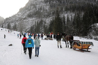 Miliard złotych wsparcia dla regionów turystycznych, głównie dla górali
