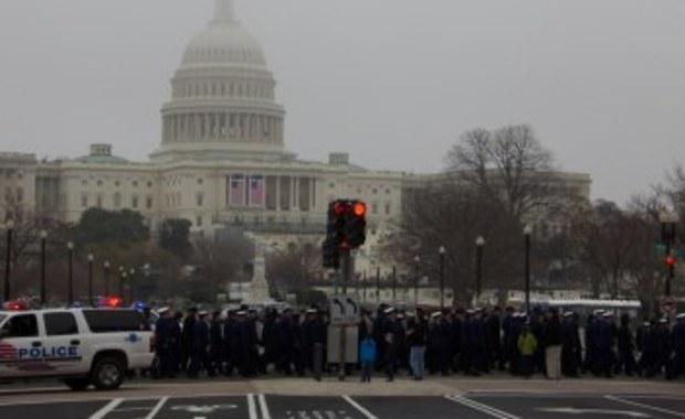 Milion Amerykanów przyjedzie na inaugurację Obamy w Waszyngtonie