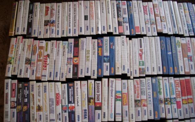 Milion euro za zestaw starych gier i kupiec i tak się znalazł! /CDA