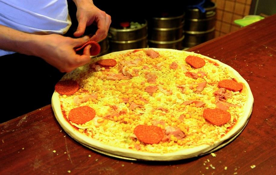 Milion podpisów pod petycją do UNESCO ws. pizzy /Marcin Bielecki /PAP