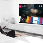 Milion telewizorów z platformą Smart TV webOS