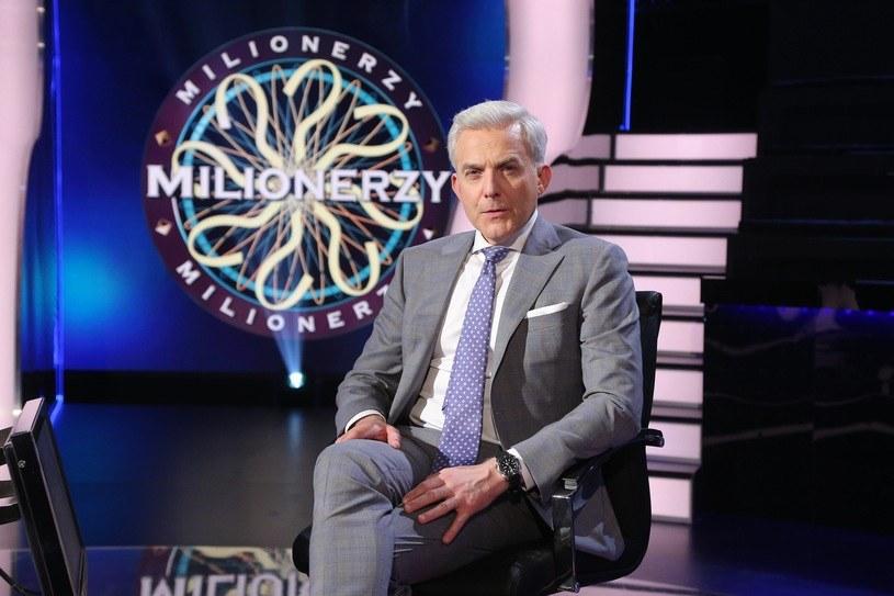 """""""Milionerów"""" oglądać będziemy jeszcze przed dwa tygodnie /P. Wrzecion /MWMedia"""