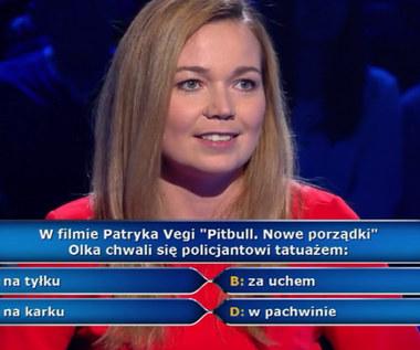 """Milionerzy"": Pytania o ""Belle Epoque"" i ""Pitbulla"""