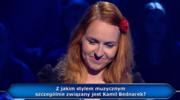 """""""Milionerzy"""": Pytanie o Kamila Bednarka za 2 tys. zł"""