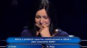 """""""Milionerzy"""": Pytanie o Popka za 125 tys. złotych"""