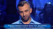 """""""Milionerzy"""": Pytanie o przebój disco polo za 1 tys. złotych"""