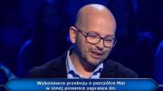"""""""Milionerzy"""": Pytanie o Zbigniewa Wodeckiego za 20 tys. złotych"""