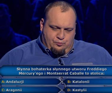 """""""Milionerzy"""": Pytanie za 5 tys. zł o przebój Freddiego Mercury'ego [MILIONERZY TVN]"""