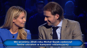 """""""Milionerzy"""" z gwiazdami: Pytanie o Michała Szpaka za 20 tys. zł"""