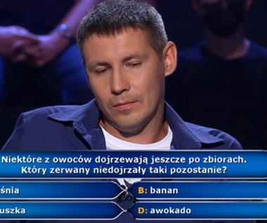 """""""Milionerzy"""": Znał odpowiedź na pytanie za milion"""