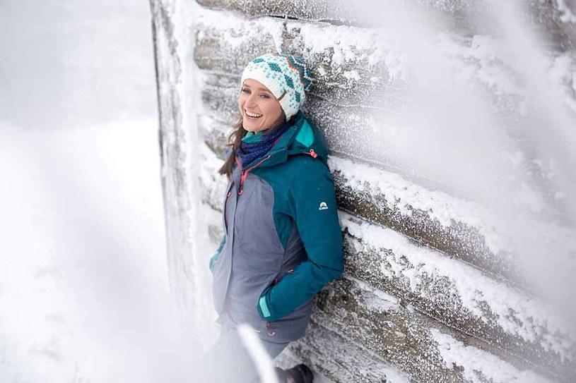 Miłka Raulin jest najmłodszą Polką, która zdobyła Koronę Ziemi /Styl.pl/materiały prasowe