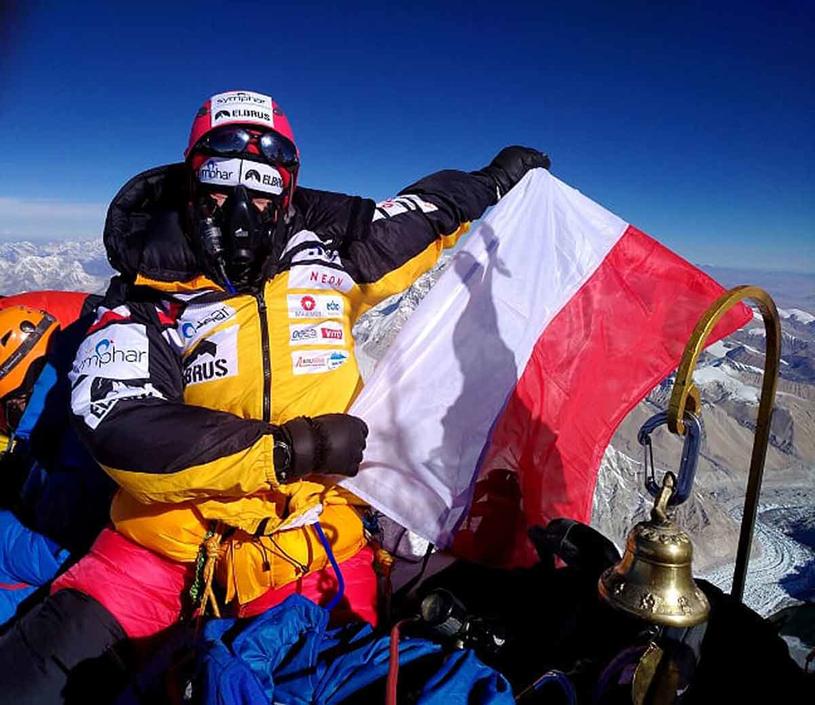 """Miłka Raulin: """"Prawdziwy Everest, to zdobycie funduszy"""" /Styl.pl/materiały prasowe"""