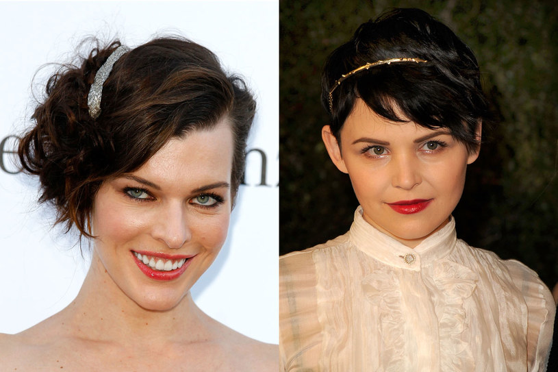 Milla Jovovich, Ginnifer Goodwin /- /Getty Images/Flash Press Media
