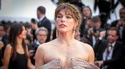 Milla Jovovich o karmieniu piersią