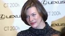 Milla Jovovich w Polsce