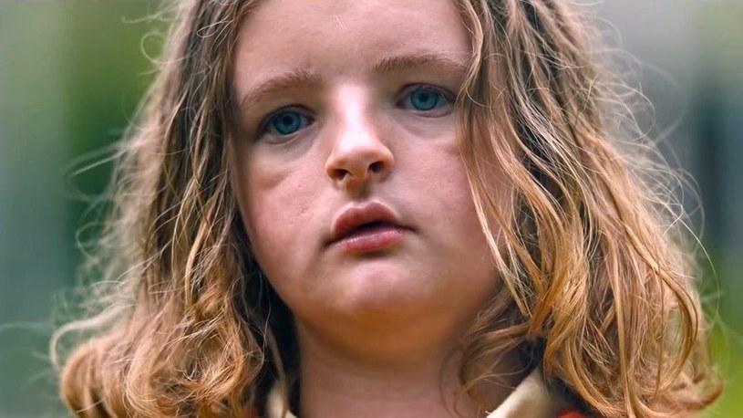 """Milly Shapiro w filmie """"Dziedzictwo: Hereditary"""" /Monolith Films /materiały dystrybutora"""