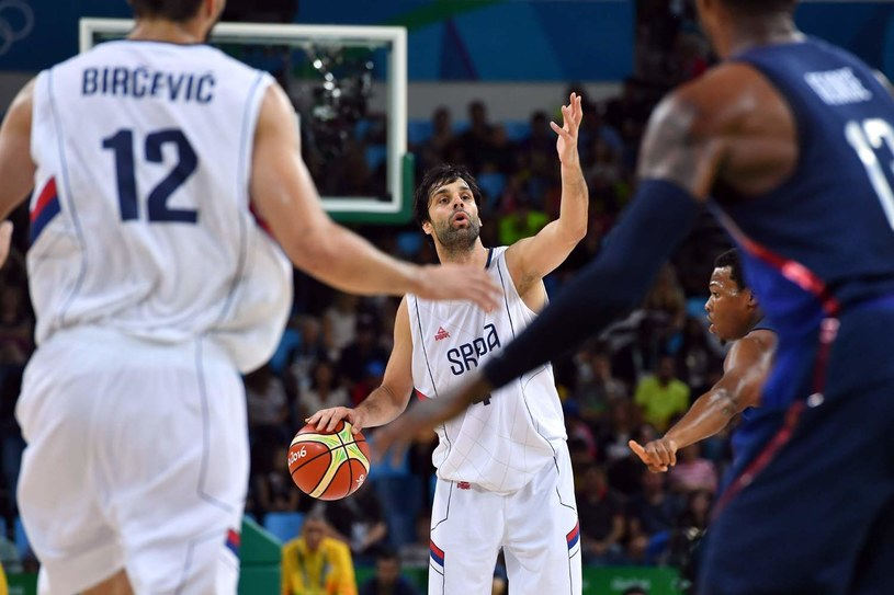 Milos Teodosić /AFP