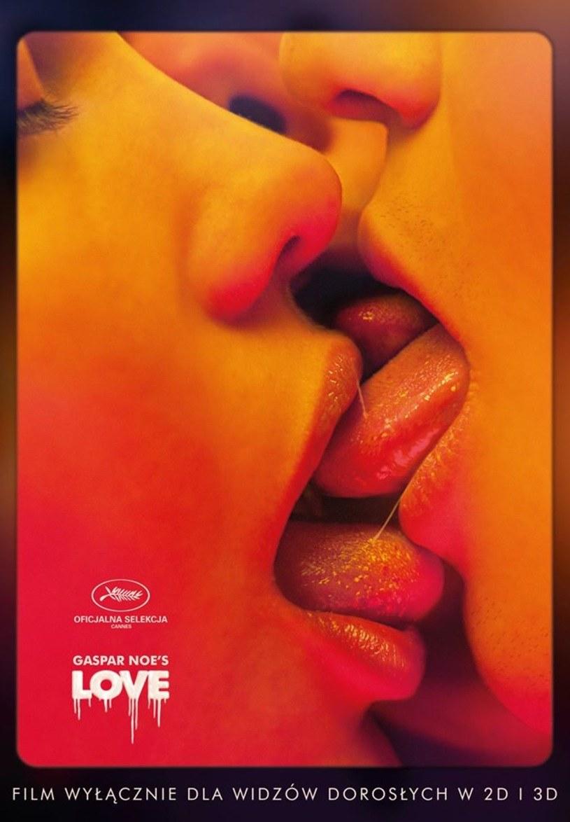 """""""Miłość to oślepiające światło, genetyczna potrzeba, odmienny stan świadomości, ciężki narkotyk, choroba psychiczna, gra o władzę - to sperma i łzy"""" - mówi o swym filmie Gaspar Noé. /materiały dystrybutora"""