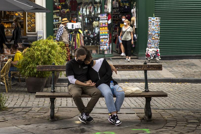 Miłość w czasach zarazy; zdj. ilustracyjne /AP/Associated Press /East News