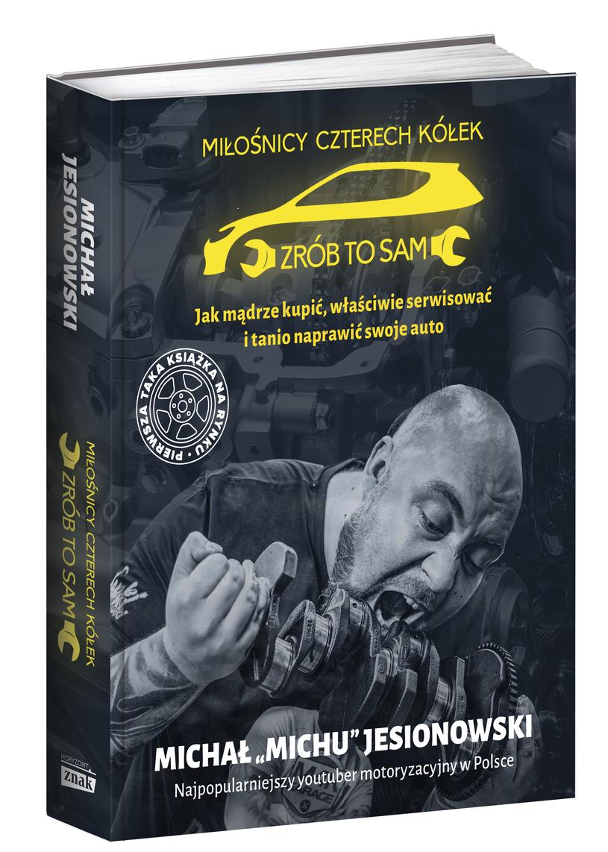 Miłośnicy 4 kółek /Wydawnictwo Znak /materiały prasowe