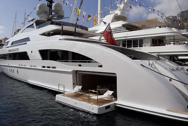 Miłośnicy luksusu przybywają na Monaco Yacht Show /AFP