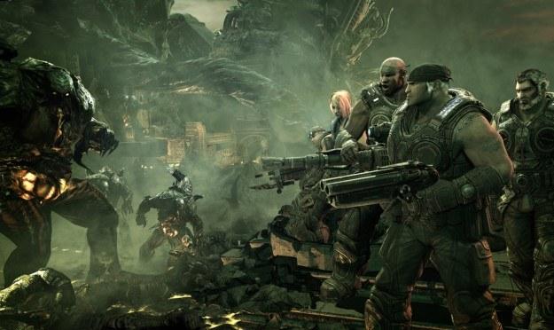 Miłośnicy serii Gears of War będą mieli w czym wybierać /Informacja prasowa