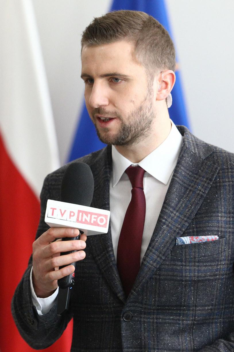 Miłosz Kłeczek /Tomasz Jastrzebowski/ /Reporter