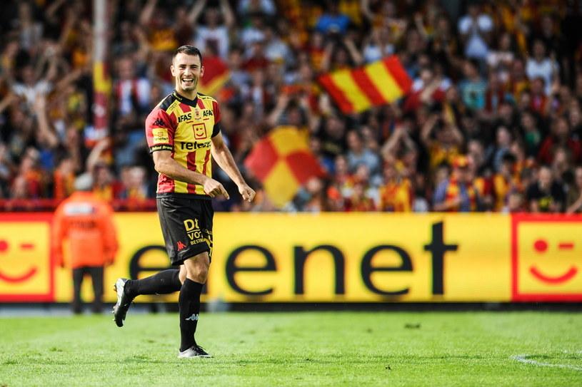 Milosz Kosanović tu jeszcze w koszulce KV Mechelen /AFP