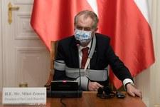 Milosz Zeman chce pełnego wyjaśnienia sprawy wybuchu amunicji w Vrbieticach