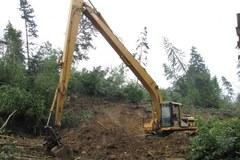 Milówka: Przygotowują teren dla energetyków