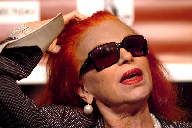 Milva zmarła z wieku 81 lat /SERGIO BARRENECHEA /PAP/EPA