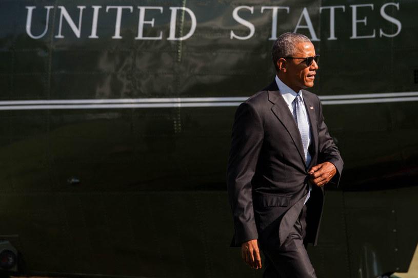 Mimo deklaracji Obamy tempo redukcji broni nuklearnej w ostatnich latach zmalało /ZACH GIBSON /AFP