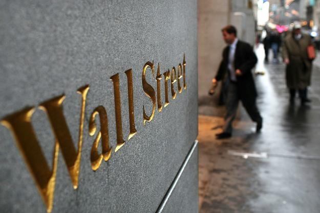 Mimo dobrych danych z rynku pracy indeksy giełdowe w USA w piątek znizkowały... /AFP