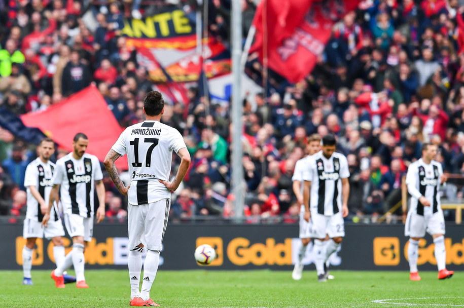 Juventus Przegrywa Bez Ronaldo I Szcz U0119snego RMF 24