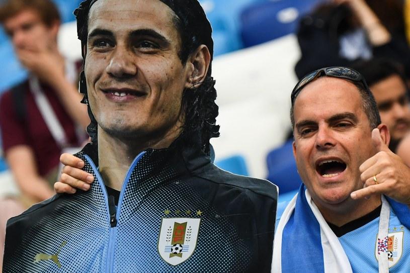 Mimo wielu wysiłków, Cavani n ie zdążył się wykurować na mecz z Francją /AFP