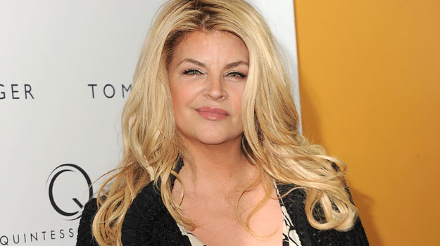 Mimo zaawansowania: wiekowego i wagowego, aktorka świetnie spisuje się na parkiecie / fot. B. Bedder /Getty Images/Flash Press Media