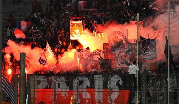 Mimo zakazu około stu kibiców PSG wybiera się do Zagrzebia /AFP