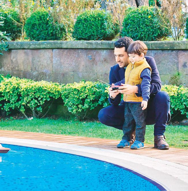 Mimo że Selin ukrywa prawdę, to Kartal od początku podejrzewa, że to on jest ojcem małego Osmana /Świat Seriali