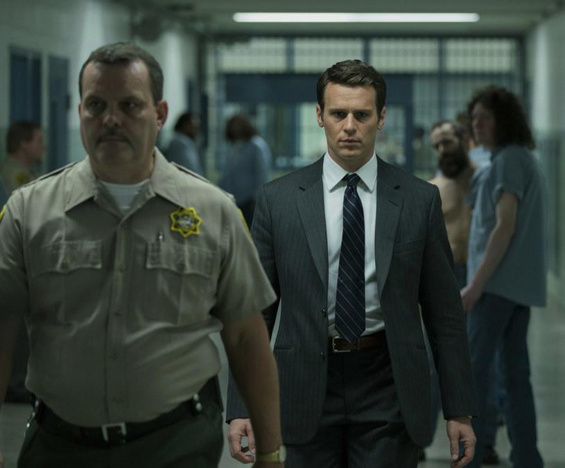 """Mindhunter"" /Patrick Harbron/Netflix /materiały prasowe"