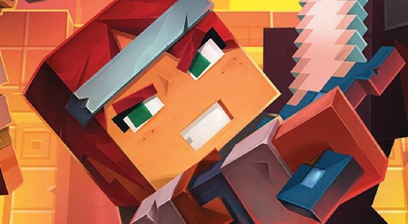 Minecraft Dunegons /materiały prasowe